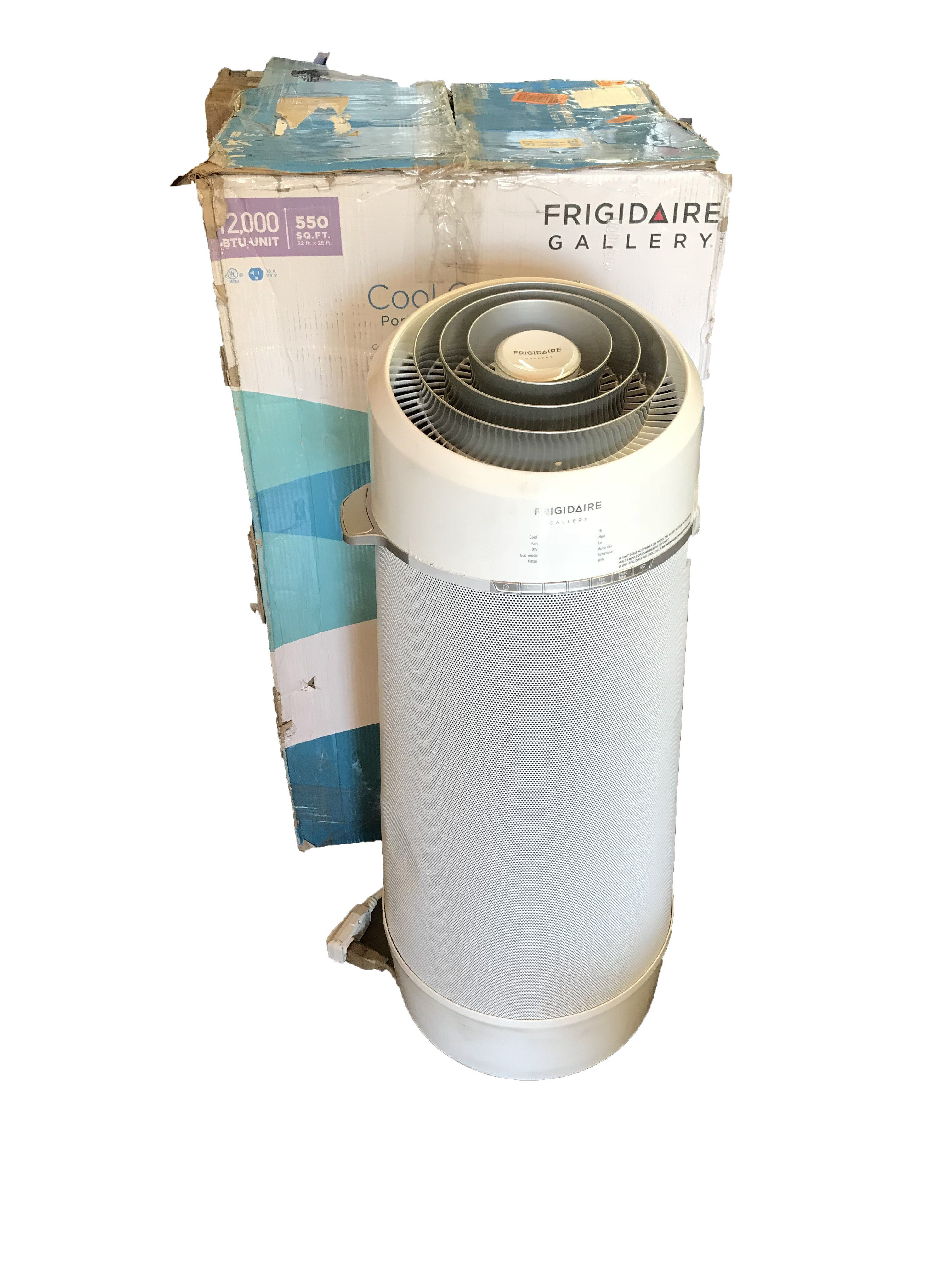 frigidaire cool connect portable air conditioner