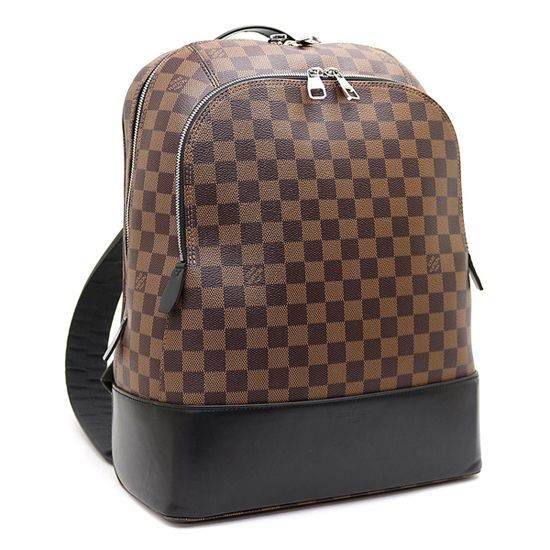092aecf6724 Louis Vuitton N41558 Jake Backpack Damier Ebene Canvas   Louis ...