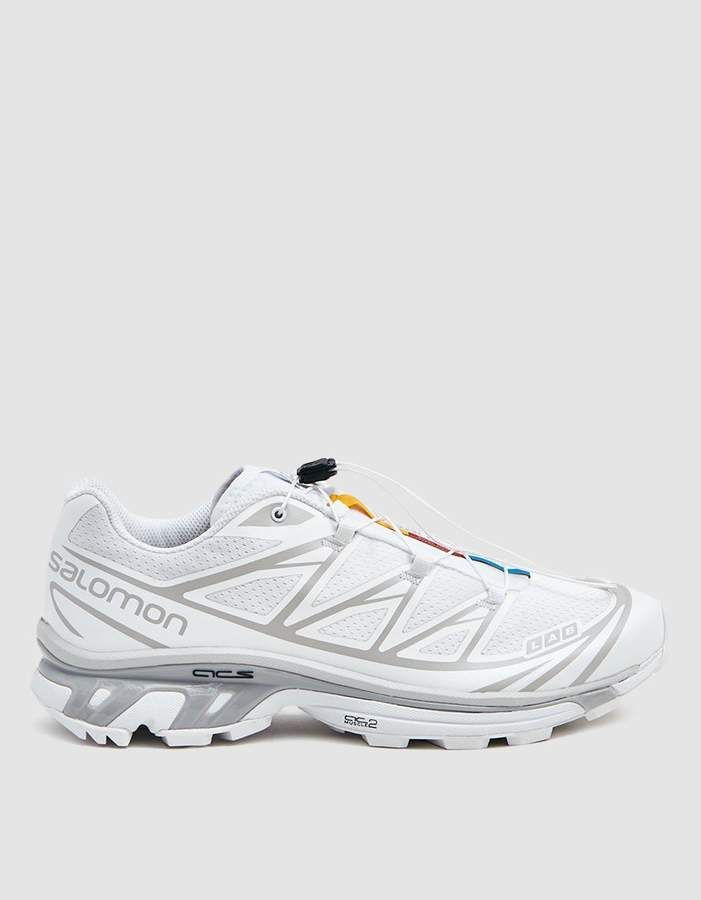 sneakers for cheap a6f56 71a89 Salomon S/LAB Xt-6 Lt Adv Sneaker in White/White in 2019 ...