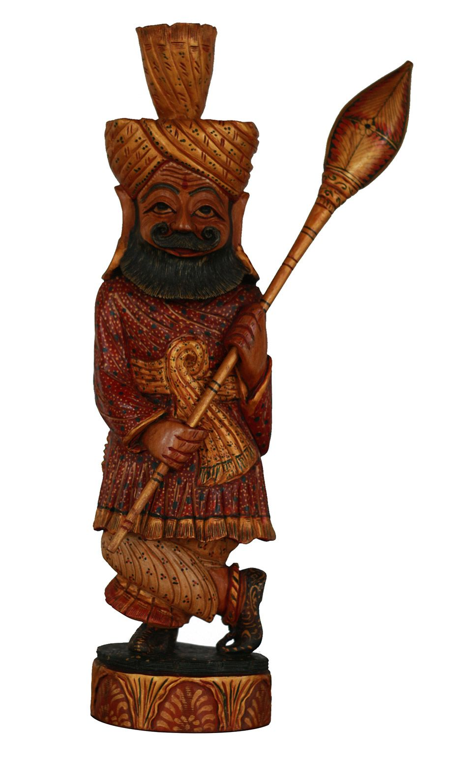 Indian Hand Carved Wood Statues And Hand Carved Wood Art From Rajasthan For Sale Handcrafted Carved Wooden Stat Online Art Store Wood Statues Traditional Art