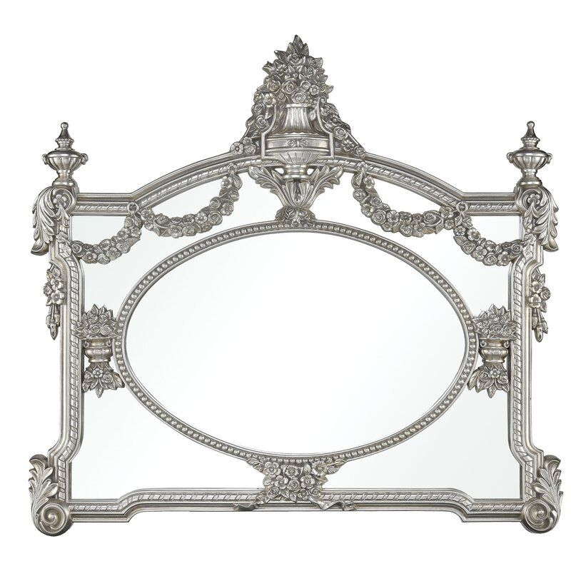 Noran Traditional Venetian Accent Mirror Accent Mirrors Antique Mirror Mirror