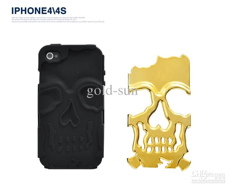 Best Phone Case - Cheap Protective Case Fashion Cool Skull Design Phone Case Online