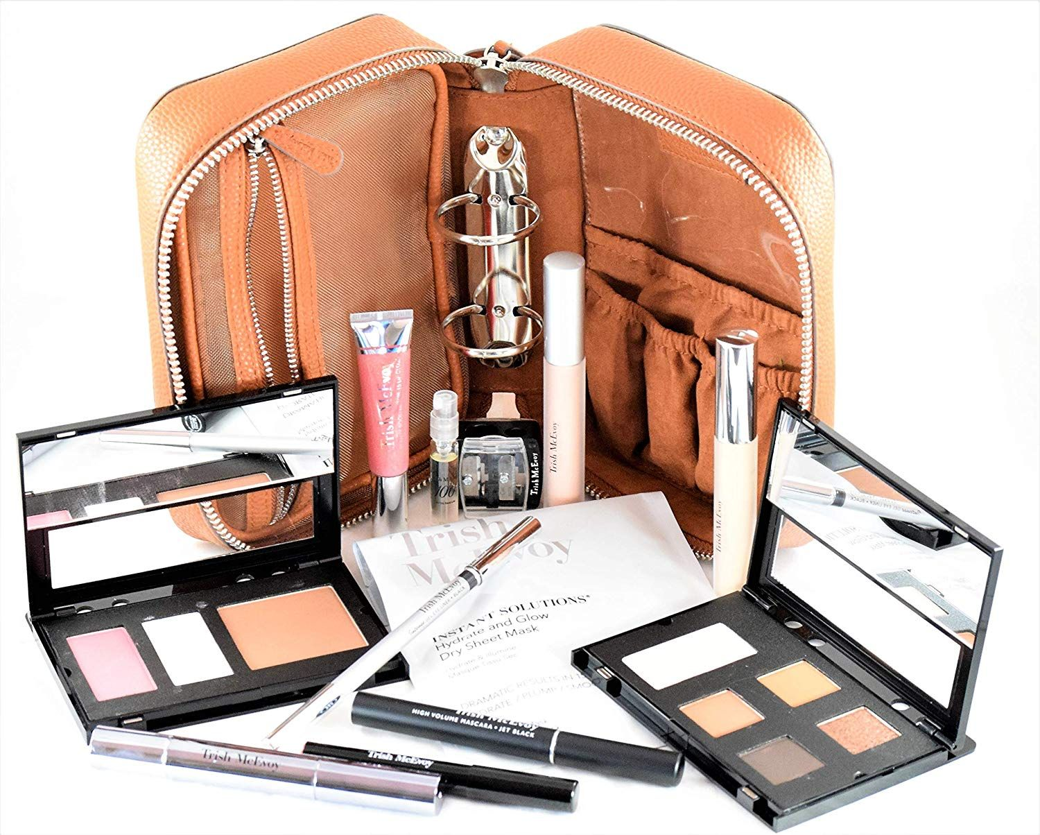 Trish McEvoy The Power of Makeup Planner Collection in
