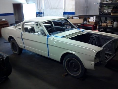 Pin On Mustang Restoration Videos