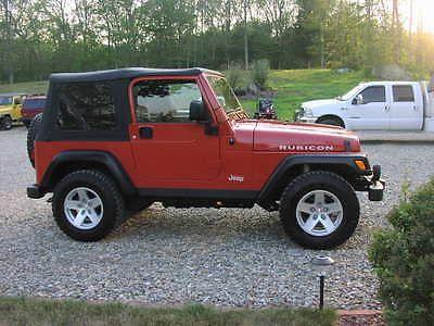 Jeep: Wrangler Rubicion | Jeeps, 2006 jeep wrangler and Motor car