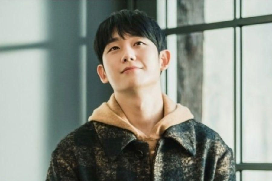 tvN Unveils First Stills Of Jung Hae In From Upcoming Romance Drama