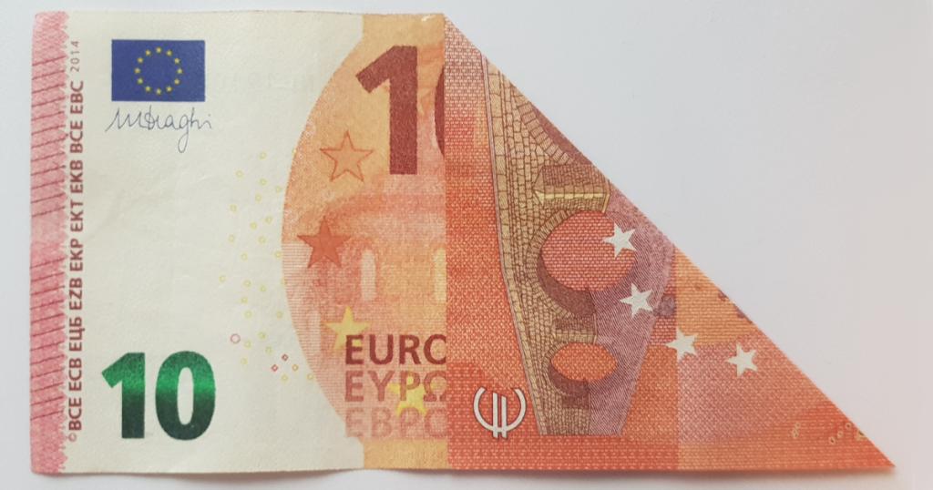 Origami Aus Geldschein