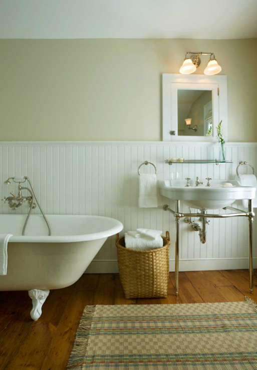 Clawfoot Tub Bathroom Designs John B Murray Architect  Bathrooms  2 Leg White Porcelain