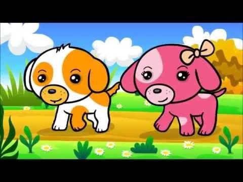 Piosenki Dla Dzieci Pieski Male Dwa Bzyk Tv Youtube Character Mario Characters Children