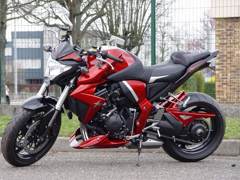 HONDA CB1000R SC60 BAGSTER Sitzbank SPECIAL EDITION | Bad ass rides ...