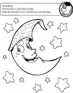 Atividades Dia E Noite Atividades Para Educacao Infantil