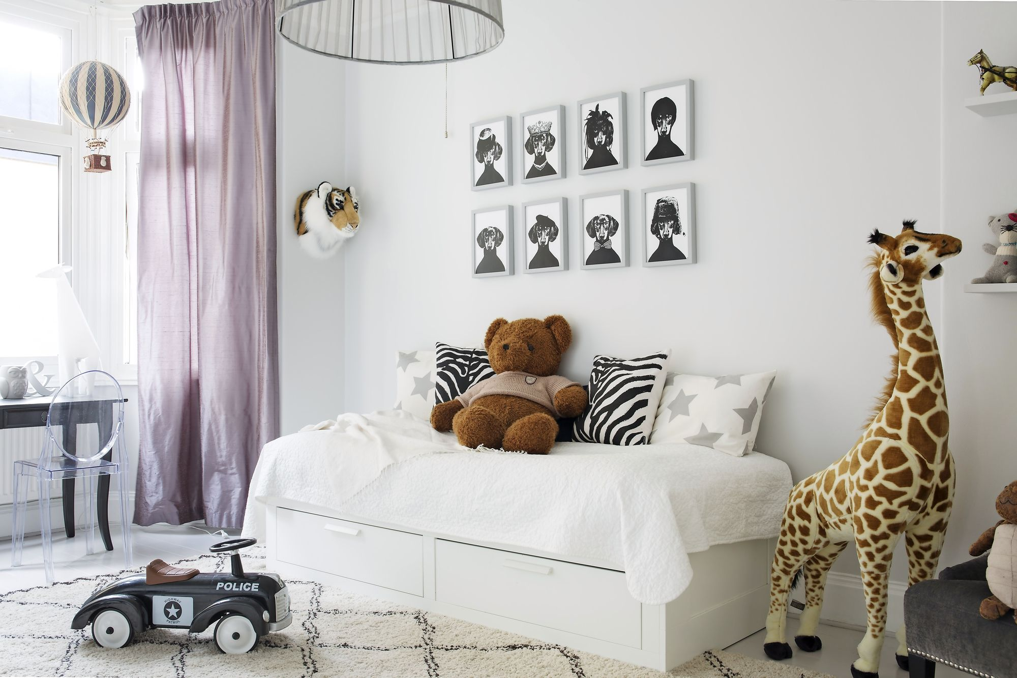 Syskonens drömmiga barnrum är fyllda med smarta idéer & lekfull inredning images