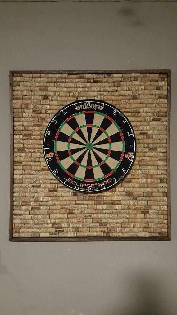garage dart board easy craft ideas. Black Bedroom Furniture Sets. Home Design Ideas