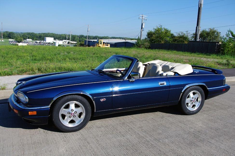 convertible xjs jaguar inventory