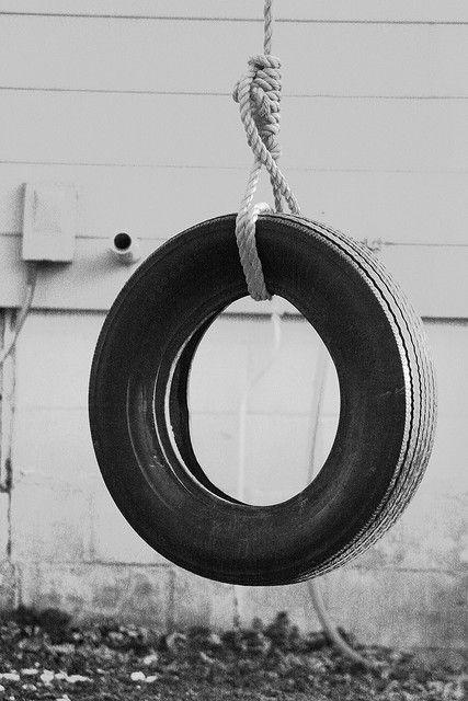 O Tire Swing Letters Alphabet Photography Mno Alphabet