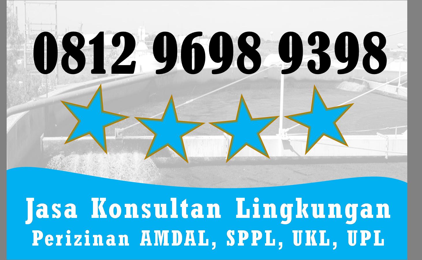 Terbaru Telp Wa 0812 9698 9398 Ukl Upl Batching Plant Pdf Kab Cianjur Jawa Barat Kota Bukittinggi Kota Manado Teknik Lingkungan