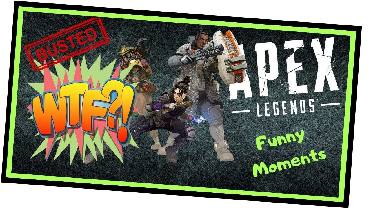 Apex Legends Wtf Funny Moments 7 Apexlegends