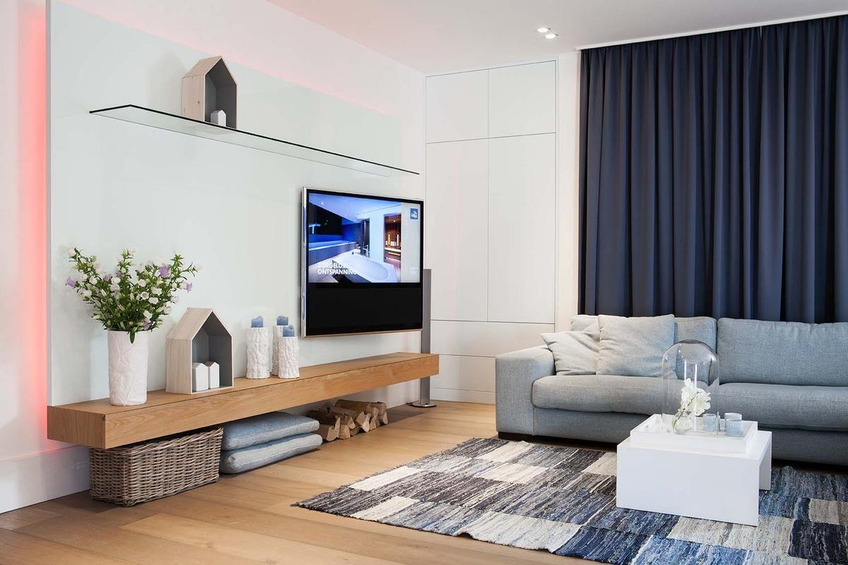 Scandinavisch wonen inrichting Woonideeen woonkamer