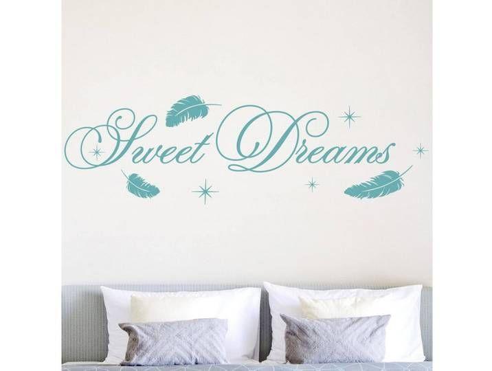 Bilderwelten Wall Decal »Sweet Dreams«, colorful, hazelnut brown#bilderwelten #brown #colorful #decal #dreams #hazelnut #sweet #wall