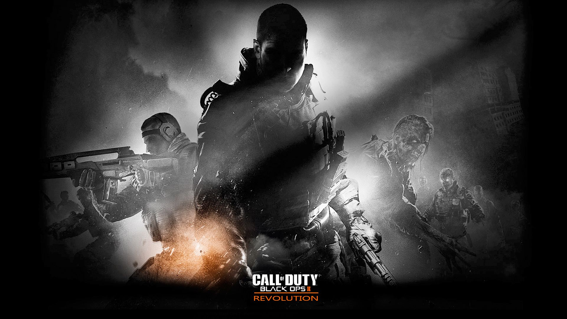 Call Of Duty Black Ops 2 Revolution Wallpapers Call Of Duty