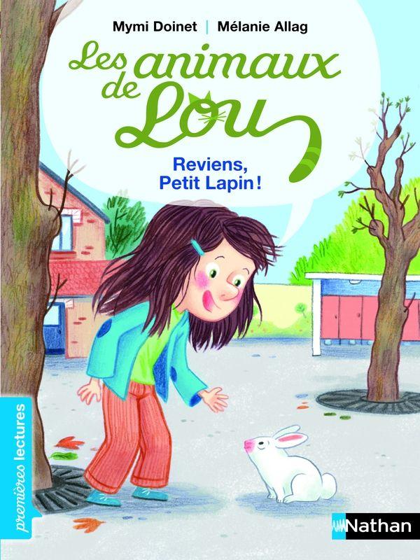 Reviens Petit Lapin Photo De Mes Series Et Adaptations Poche Moufle Melanie Allag People Illustration Anime Book Cover