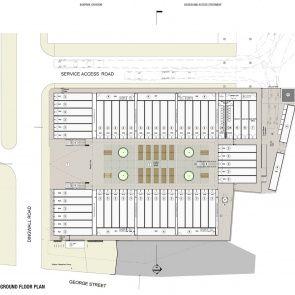 Boxpark Croydon Floor Plan Ground Floor Plan Floor Plans Boxpark London