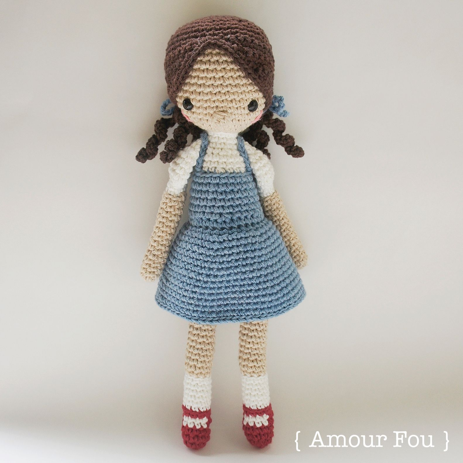 Dorothy - Crochet Pattern by {Amour Fou} | Crochet, Patterns and ...