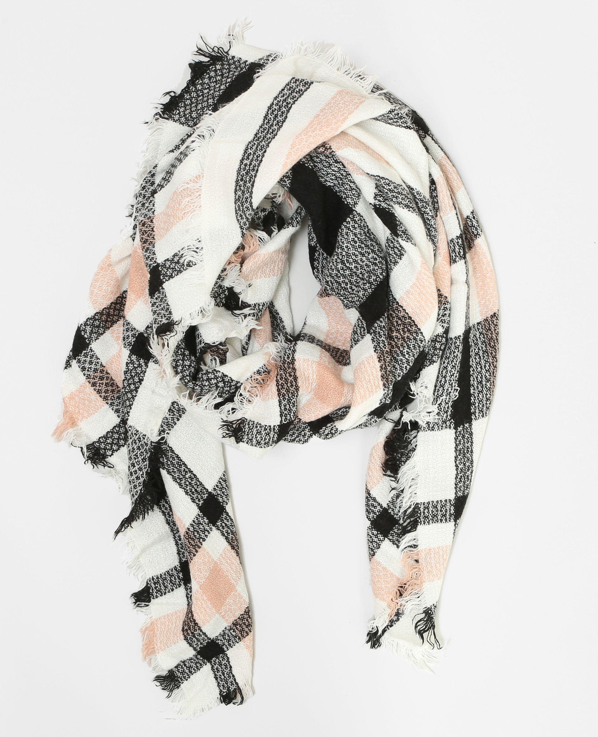 nouveaux produits pour prix le plus bas plus grand choix Foulard à carreaux - 15€ Pimkie | Outfits i love | Jennyfer ...