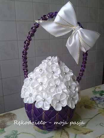 Rekodzielo Moja Pasja Fabric Ornaments Easter Fabric Fabric Balls