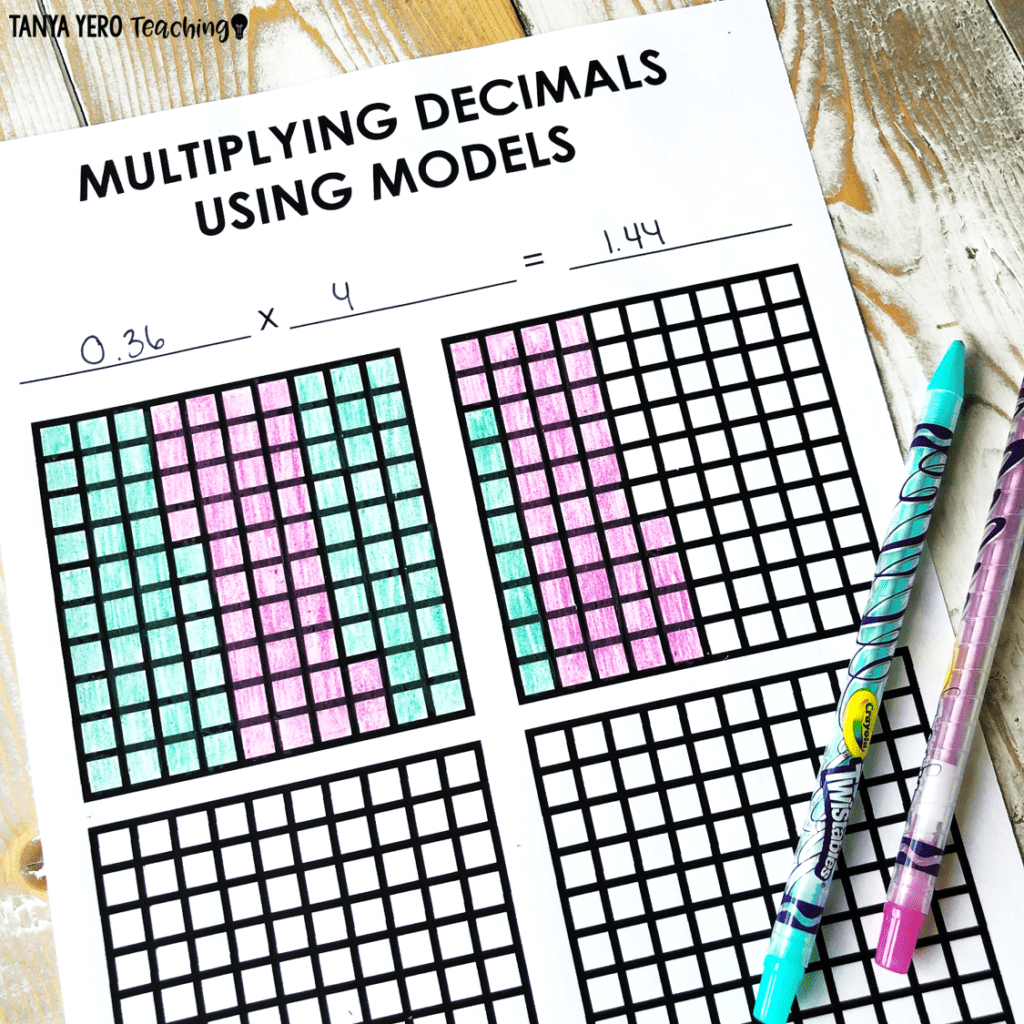 How To Teach Decimals Conceptually In
