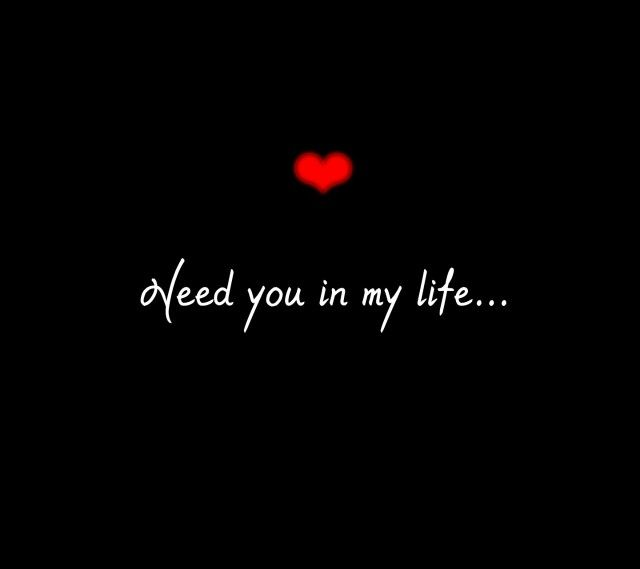 Need U 'LOVE' D Best Nd D Worst Feeling In D World By Purvi Interesting Need U In My Life Quotes