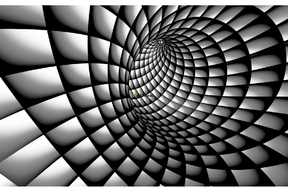 3d Black White Spiral Wallpapers 59 Wallpapers 3d Wallpapers Artistic Wallpaper Black And White 3d Wallpaper