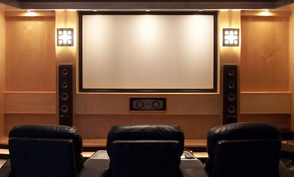 Decorating Small Home Theater Interior Design Simple Interior Home