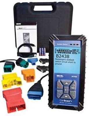 Equus Innova CarScan + OBD 1 & OBD 2 SRS / ABS Diagnostic Scan Tool