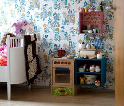 Ikea y los niños- decoración de habitaciones infantiles | Habitación ...