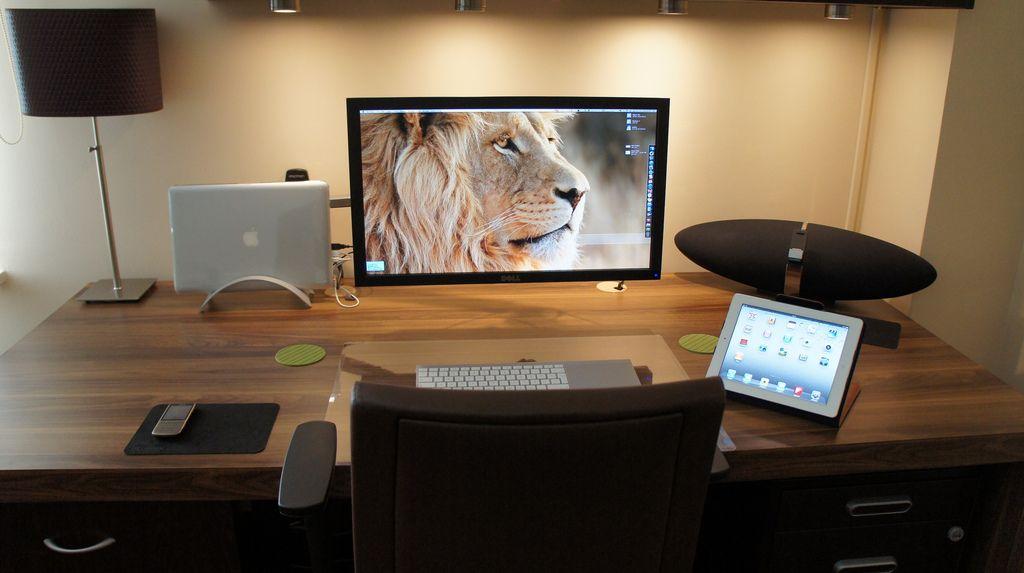 Apple setup august 2011 wohnideen architektur und stil for Wohnideen studentenzimmer