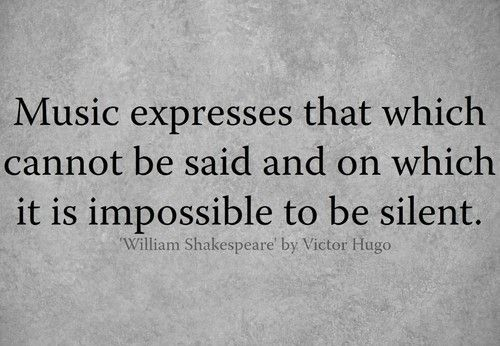 Sayings, About Music, Quotes, William