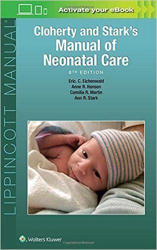 Cloherty and Starku0027s Manual of Neonatal Care, 8th Ed Eighth - küchenarbeitsplatte online bestellen