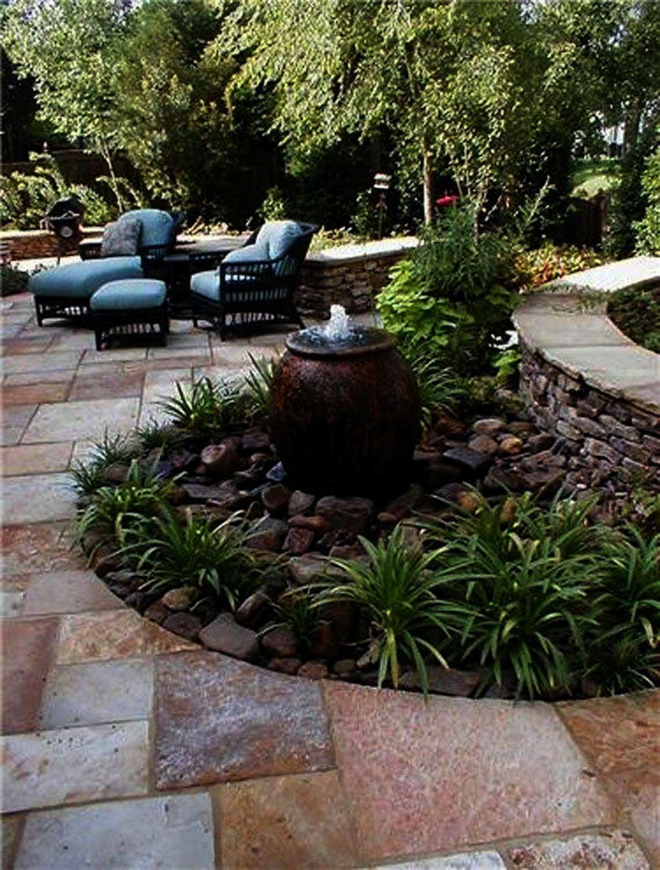 Landscape Gardening Courses Sussex Even Garden Of Eva Landscape Design Group Before Lan Water Features In The Garden Courtyard Landscaping Backyard Landscaping