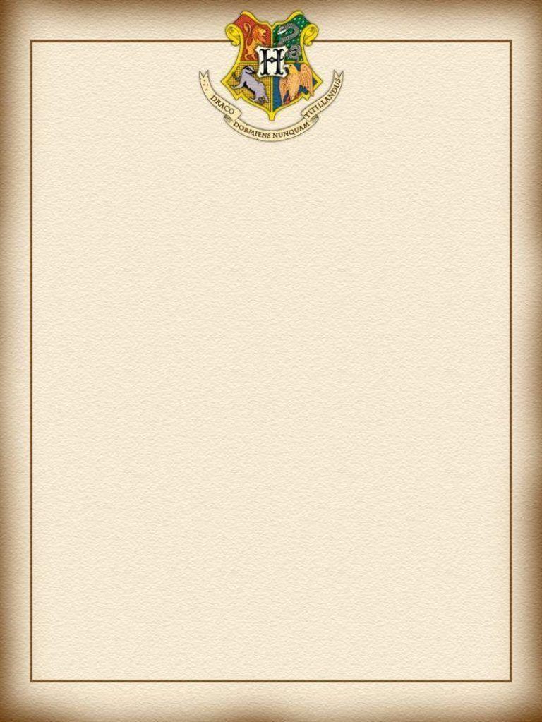 Harry Potter Kindergeburtstag Einladungskarten Harry Potter Geburtstag Einladung Harry Potter Letter Harry Potter Hogwarts Letter Harry Potter Printables Free