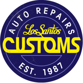 Image result for Los Santos Customs Icon