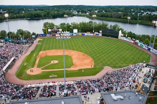 Minor League Baseball In New England Lowell Minor League Baseball University Of Massachusetts Lowell