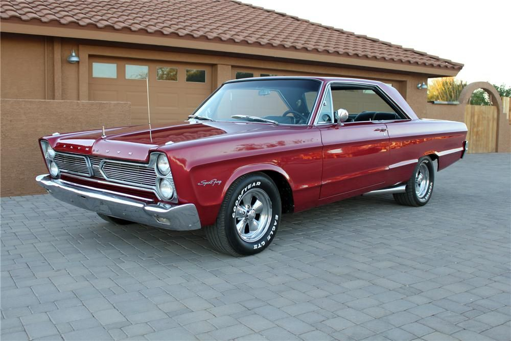 1966 plymouth sport fury commando