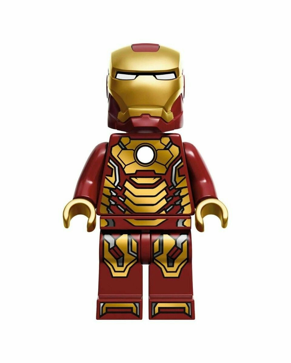 IRON MAN PEPPER POTTS AVENGERS MARVEL LEGO MOC CUSTOM MINIFIGURE TOYS BRICKS