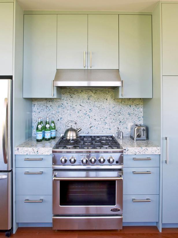 30 Trendiest Kitchen Backsplash Materials Kitchen backsplash, Hgtv