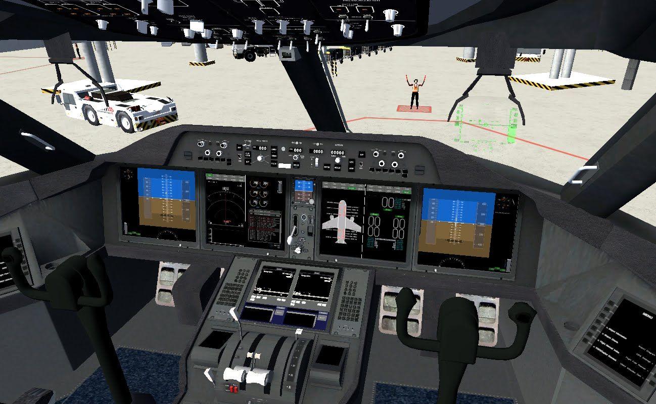 FlightGear Flight Simulator Free Download PC Game Video
