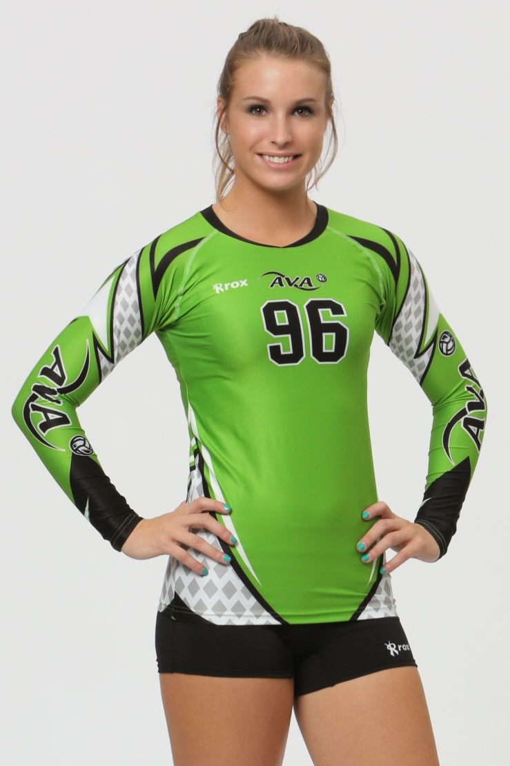 Diamond Version 2 Sublimated Jersey Volleyball Jerseys Women Volleyball Women
