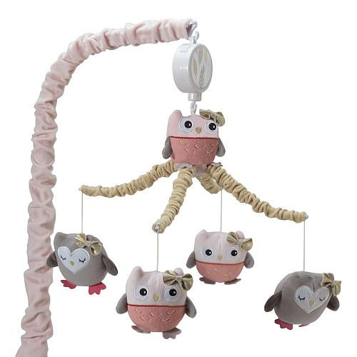The Family Tree Musical Mobile Was Designed Exclusively For Babies R Us By Lambs Ivy Reg These Sweet Little Owls I Lambs Ivy Crib Mobile Baby Crib Mobile