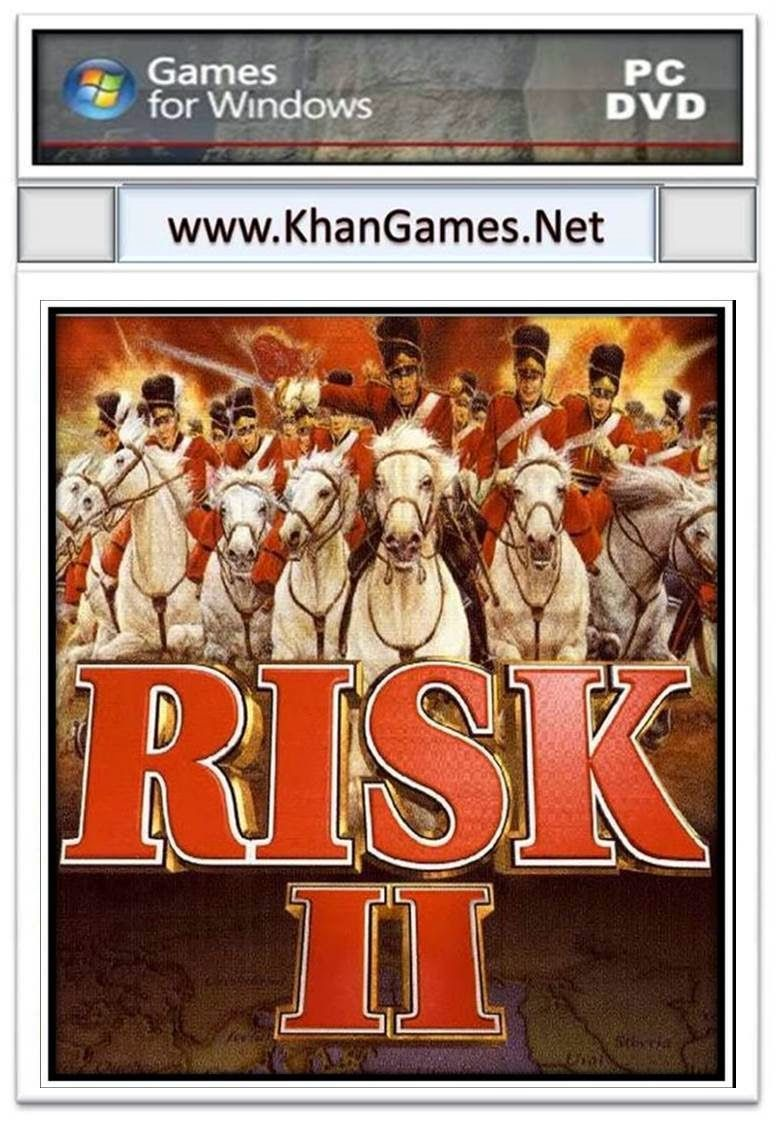 Risk II Game Size 109 MB System Requirements Operating