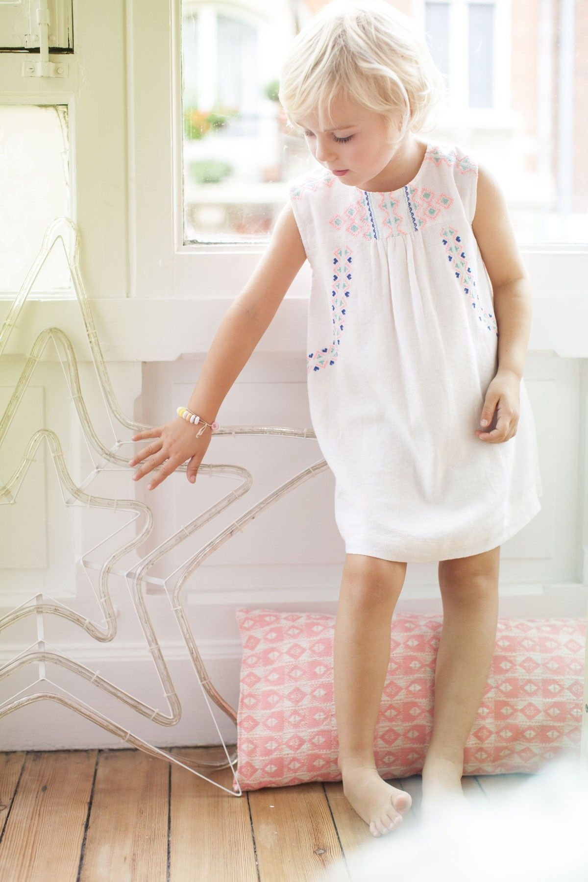 Bora Dress - Bonheur du Jour Online - Baby, Kids & Teens Webshop Goldfish.be - Goldfish Kids Web Store Mechelen